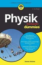 Physik kompakt für Dummies | Steven Holzner | Taschenbuch | für Dummies | 2019