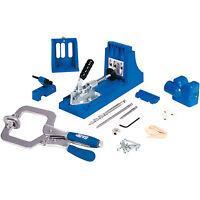 Kreg K4MS Pocket Hole Jig Master System K3 Complete System Woodworking Tools