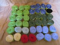New Be Sweet Bamboo Yarn Skeins Ecofriendly 50g/110yd Multiple Colors Available