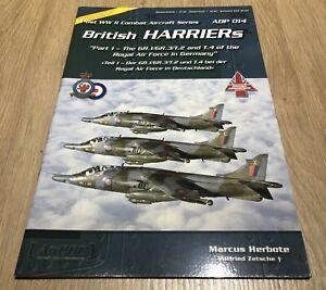 AirDoc ADP014 British Harriers - beschädigt