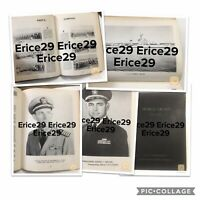U.S.S. HYMAN (DD-732) 1951-1952 KOREAN WAR WORLD CRUISE BOOK FLAGSHIP DESTROYER