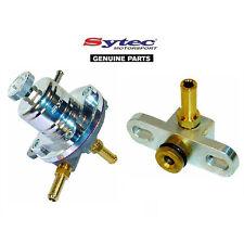 Sytec Sar Carburante Regolatore di Pressione + Mitsubishi Evo 4 5 6 7 8 9 Tubo