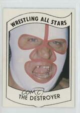 1982 Wrestling All-Stars Series A The Destroyer #36