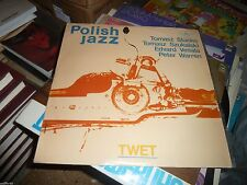 record music vinyl rare Polish jazz TWET джаз пластинки