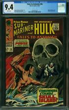 Tales to Astonish #96 CGC 9.4 - 1967 - Sub-Mariner High Evolutionary #2024577022