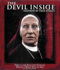 The Devil Inside ~ Simon Quarterman Evan Helmuth ~ Blu-ray ~ FREE Shipping USA