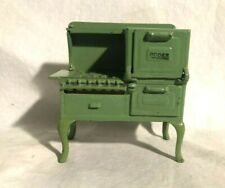 Arcade Cast Iron Toy Stove Very Nice
