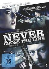 DVD - Never Cross the Line - Uncut (2014) -- NEU & OVP