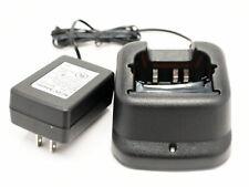 Charger for Icom IC-V82 IC-F3GS IC-F3GT IC-F22 BP-209N IC-F12S