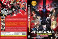 PERSONA 5 the Animation (Chapter 1 - 26 End) ~ All Region ~ Brand New Seal ~