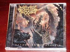 Skeletal Remains: Devouring Mortality CD 2018 Dark Descent USA DDR202CD NEW