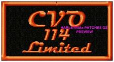 CVO 114 Limited -   BIKER PATCH