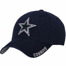 5c9924d2dd2 NFL Dallas Cowboys Men s Navy Basic Slouch Adjustable Hat