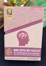 Mind Boggling Puzzles 50 challenging conundrums, lagoon group