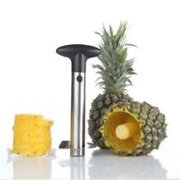 Stainless Steel Fruit Pineapple Peeler Corer Slicer Cutter Gadget Kitchen Tool