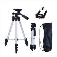 Portable Aluminium Tripod Stand for Canon 700D 600D 60D 70D 6D 7D 5D Mark III II