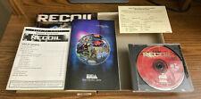 COMPLETE! RECOIL Electronic Arts EA Windows PC CD Game 1999 CIB See photos! RARE