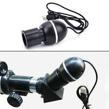 "1.25"" 0.3MP Smart Webcam USB Telescope Digital Camera Eyepiece Universal DC625"