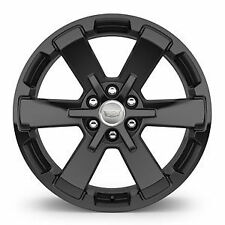 "15-17 Tahoe Escalade Yukon 22"" Wheel 19301162 6 Spoke High Gloss Black OEM GM"