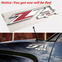 Z71 4x4 Emblem Badge Decal Sticker For GMC Chevy Silverado Sierra Tahoe Suburba