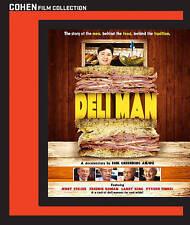 Deli Man: The Movie (Blu-ray Disc, 2015)