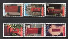 ISLE OF MAN MNH 1999 SG824-829 LOCAL POST BOXES