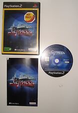 RARE JEU SONY PLAYSTATION 2 PS2 SILPHEED THE LOST PLANET COMPLET