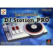 beatmania DJ station PRO PS Japan beat mania controller
