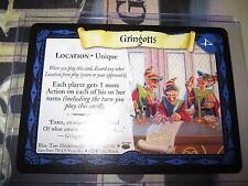 HARRY POTTER TCG CARD GAME DIAGON ALLEY GRINGOTTS 10/ 80 RARE ENGLISH MINT NEUF