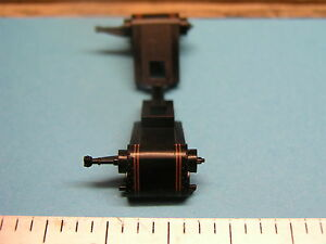 00 HORNBY SPARES GWR KING CYLINDER BLOCKS BR LINED   ONE PAIR.