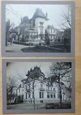 Château des Frères Lumière - début du siècle dernier.  photos originales