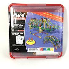 K'NEX Education Introduction to Structures Bridges Instructions & Box