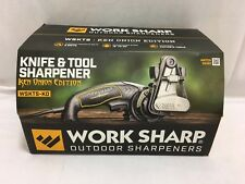 Work Sharp WSKTS-KO Knife & Tool Sharpener Ken Onion Edition (11452-1EJ)