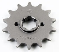 JT 14 Tooth Steel Front Sprocket 520 Pitch JTF337.14 for Honda CR250R 1978-1985