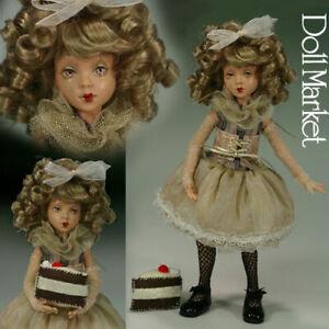 "NEW - Destiny's Garden ""Sugar"" BJD Resin Doll - LE 5 - Artist Elizabeth Dye"