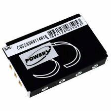 Bateria para Logitech dinovo Edge 3,7v 950mah/3, 5wh Li-ion negro