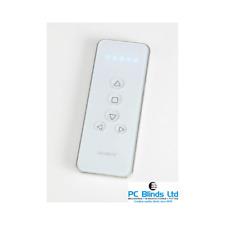 Louvolite One Touch 5 Channel Remote Control - White