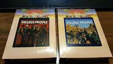 Village People MACHO MAN & CRUISIN 8 track tape LOT OF 4 NEW SEALED!!