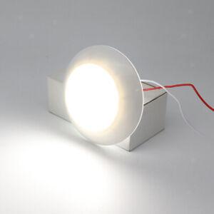 LED RV Deckenleuchte 12V Einbauleuchten Wasserdichte 3,6W Beleuchtung