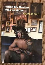 1st Book Written And Autographed By Acclaimed Poet Natalie Diaz