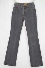Tommy Jeans Juniors Gray Boot cut Jeans Size 1