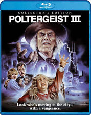 PRE  ORDER: POLTERGEIST III (COLLECTOR'S EDITION) - BLU RAY - Region A - Sealed