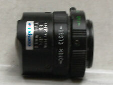 Computar 2.6mm F:1.6 CS Cmt.lens Pentax Q Q10 Q7 Q-S1 or Nikon 1 series 9+Cond