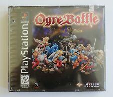 Ogre Battle PS1 PlayStation - New/Sealed - Ships Worldwide