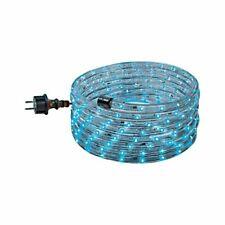 Lichtschlauch Set 6m mit steckerfertiger Anschlussleitung, Farbe blau