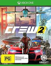 The Crew 2 - Xbox One Brand New Sealed