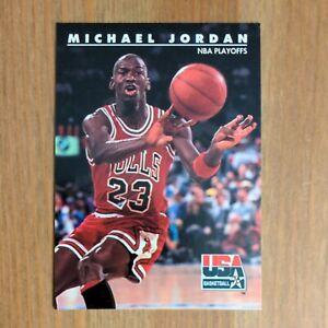 Michael Jordan 1992 SkyBox USA Basketball #42