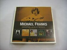 MICHAEL FRANKS - ORIGINAL ALBUM SERIES - 5CD NEW SEALED BOXSET 2012