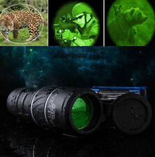 Day& Low Light Night Vision 40X60 HD Optical Monocular Telescope Binoculars