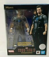 AUTHENTIC BANDAI S.H.Figuarts AVENGERS ENDGAME IRON MAN TONY STARK - US SELLER